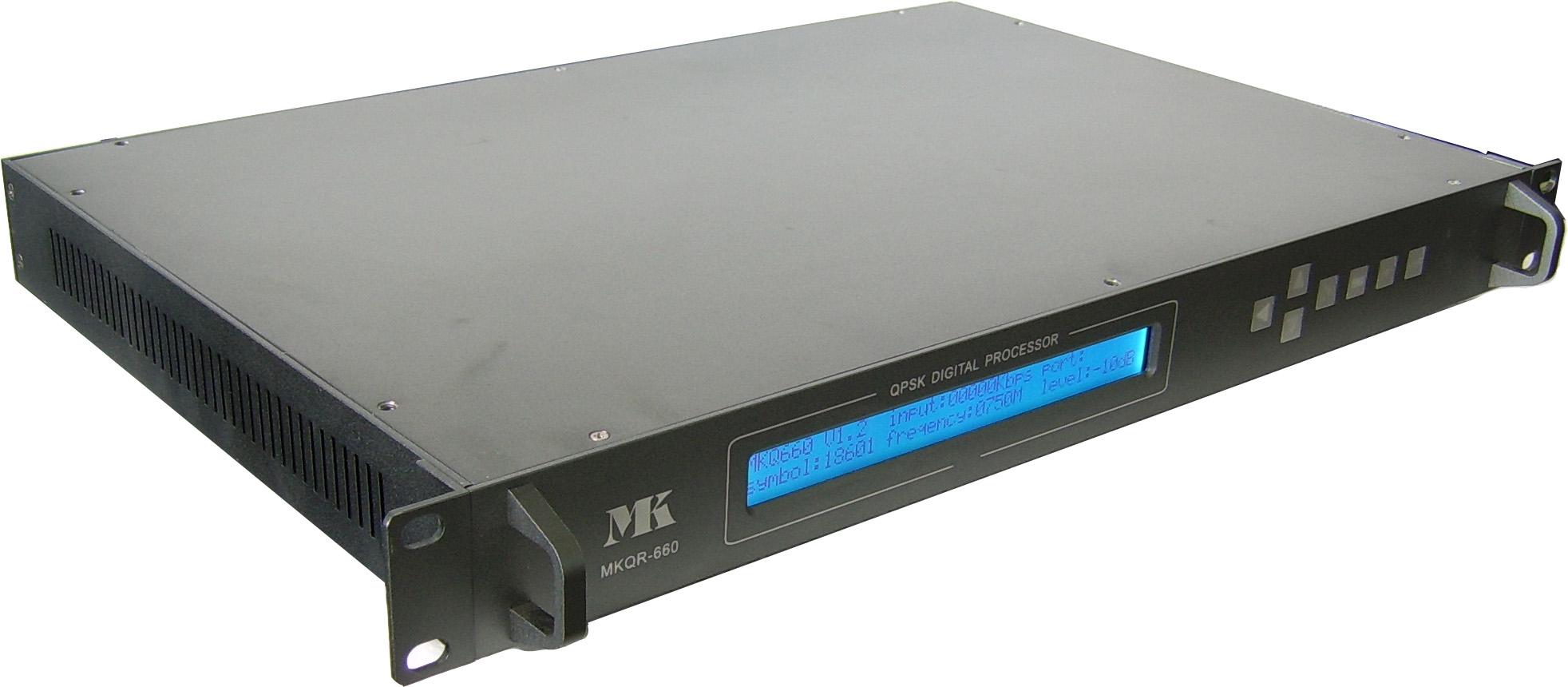 MKQ660 QPSK数字电视调制器
