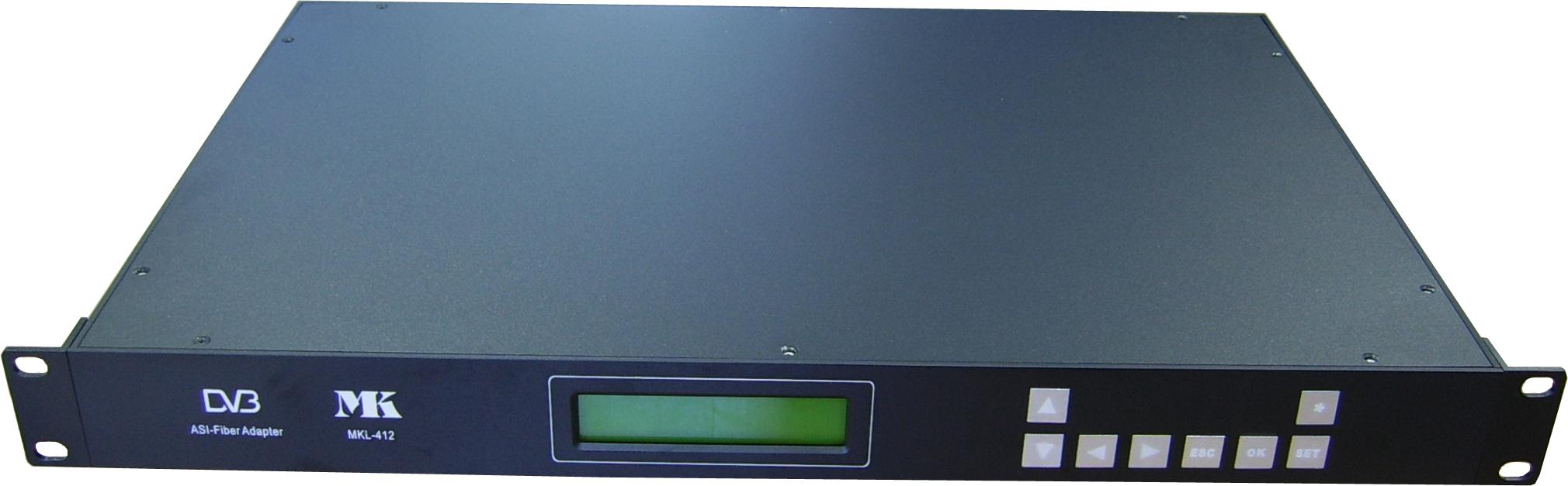 单纤双向ASI流光端机