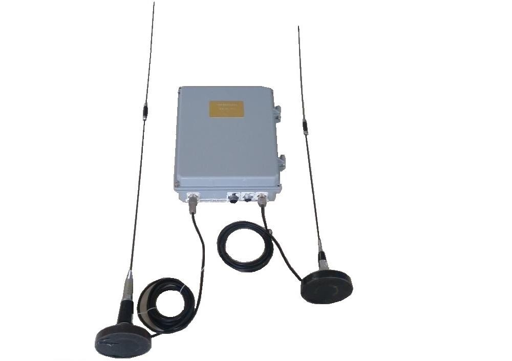 非视距移动IP收发信机